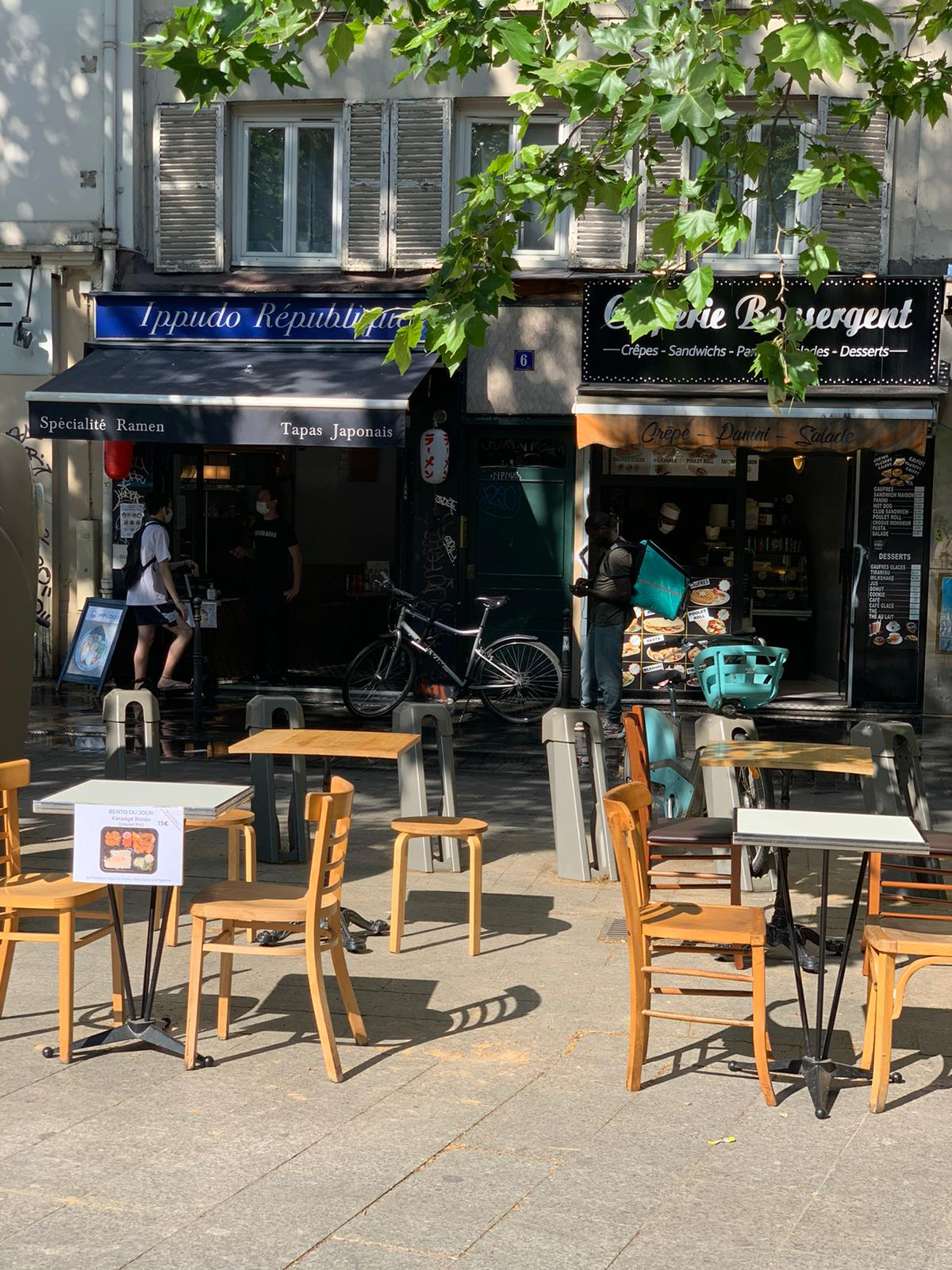 Terrasse Republique